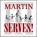 Martin Serves! Border Color